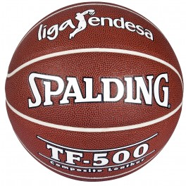 Balón Spalding ACB TF500 indoor sz.7, (74504Z)
