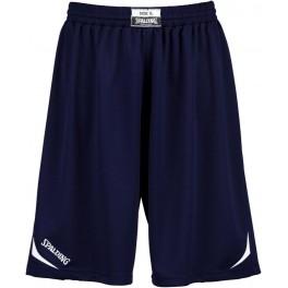 Pantalones Spalding Attack Shorts Marino / Blanco