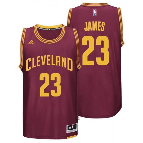 b08810008 Camiseta NBA Lebron James Cleveland Cavaliers - Enjoybasket.com