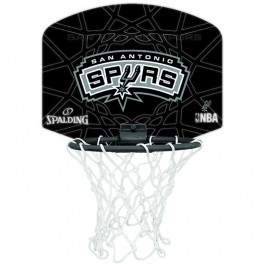 Canasta Spalding Mini Board San Antonio Spurs