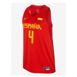 Camiseta Pau Gasol Seleccion Española Baloncesto Juegos Olimpicos 2016