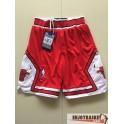 Pantalones Chicago Bulls Rojos Niño
