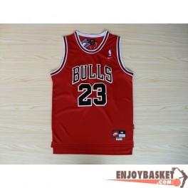 Conjunto Equipacion Michael Jordan Chicago Bulls Rojo Niño