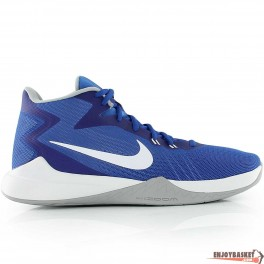 Zapatillas Nike Zoom Evidence Game Royal White Wolf Grey