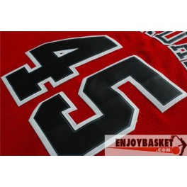 Camiseta Michael Jordan Chicago Bulls 45