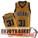 Camiseta Reggie Miller Indiana Pacers Yellow