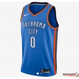 Camiseta Russel Westbrook Oklahoma City Thunder 2017-2018