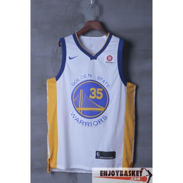 Camiseta Kevin Durant Golden State Warriors 2017-2018 Home