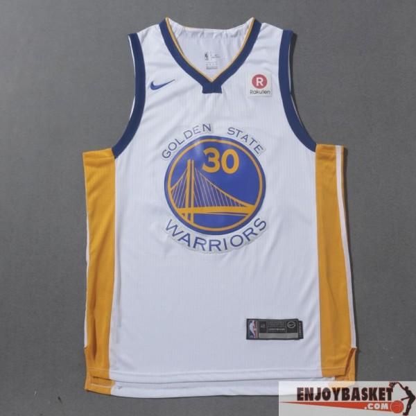 1d91208eaa1b1 Camiseta Stephen Curry Golden State Warriors 2017-2018 Home