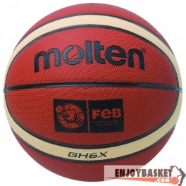 Balon Molten BGHX Varias Tallas Indoor/Outdoor