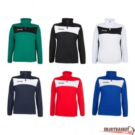 Sudadera Spalding Evolution II 1/4 Zip Top