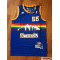 Camiseta Dikembe Mutombo Denver Nuggets Retro