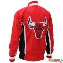 Chaqueta Retro Chicago Bulls Mitchell & Ness Hardwood Classics 1992-1993