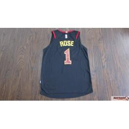 Camiseta Derrick Rose Cleveland Cavaliers Black
