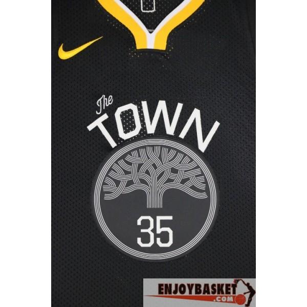 Camiseta NBA Golden State Warriors Kevin Durant Nike Dry ...