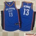 Camiseta Paul George Oklahoma City Thunder Away