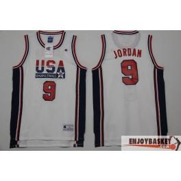 Camiseta Michael Jordan Olimpiadas USA 92 White