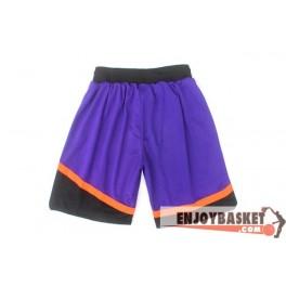Pantalones NBA retro Phoenix Suns Purpura
