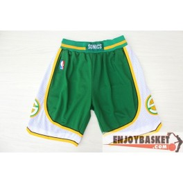 Pantalones Retro NBA Seattle Supersonics