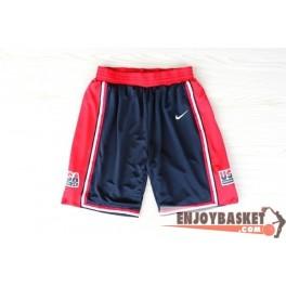 Pantalón USA 92 Selección de Estados Unidos Marino Rojo