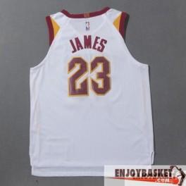 Camiseta Lebron James Cleveland Cavaliers 2017 - 2018 Home Niño