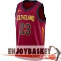 Camiseta Lebron James Cleveland Cavaliers 2017/2018