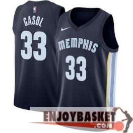 Camiseta Marc Gasol Memphis Grizzlies Away