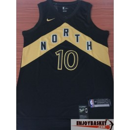 Camiseta Demar DeRozan Toronto Raptors The North