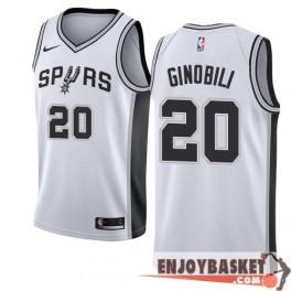 Camiseta Manu Ginobili San Antonio Spurs Home