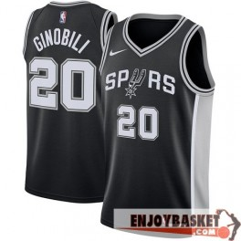 Camiseta Manu Ginobili San Antonio Spurs Away