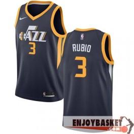 Camiseta Ricky Rubio Utah Jazz Marino