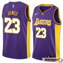 Camiseta Lebron James Los Angeles Lakers Away