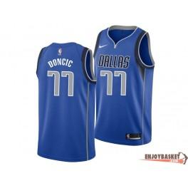 Camiseta Luka Doncic Dallas Mavericks Away