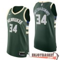 Camiseta Giannis Antetokounmpo Milwaukee Bucks Icon