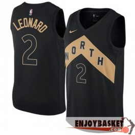 Camiseta Kawhi Leonard Toronto Raptors The North