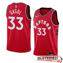 Camiseta Marc Gasol Toronto Raptors Away