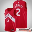 Camiseta Kawhi Leonard Toronto Raptors Red North