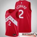 Camiseta Kawhi Leonard Toronto Raptors Red North