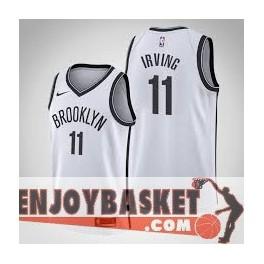 Camiseta Kyrie Irving Brooklyn Nets Home Edition