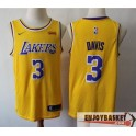 Camiseta Anthony Davis Los Angeles Lakers Home