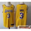 Camiseta Anthony Davis Los Angeles Lakers Home