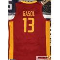 Camiseta Marc Gasol Seleccion Española Mundial Baloncesto 2019 China