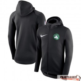 Chaqueta NBA Boston Celtics Nike Showtime Therma Flex Performance Full-Zip Hoodie