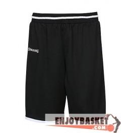 Pantalones Spalding Move Shorts Kids Negros
