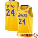 Camiseta Kobe Bryant Los Angeles Lakers Icon Edition
