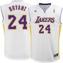 Camiseta Kobe Bryant Los Angeles Lakers Blanca