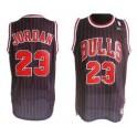 Camiseta Michael Jordan Chicago Bulls Negra