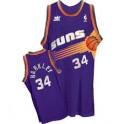 Camiseta Charles Barkley Phoenix Sunx Púrpura
