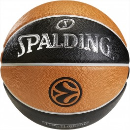 Balón Spalding Euroleague Gameball TF 1000