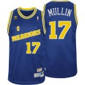 Camiseta Chris Mullin Golden State Warriors Azul Retro